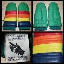 New listing Vtg Hotfingers Promark Wells Lamont Down Filled Gloves/Mittens Mens Xl