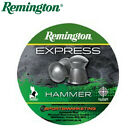 REMINGTON EXPRESS HAMMER DOMED PELLETS .177 .22 RIFLE PISTOL