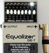 NUOVO Il tuo capo Modify GE-7 a guitartone HUSH MOD Kit chitarra effetto pedale fai da te