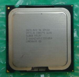 Intel Core 2 Quad Q9400 SLB6B 2.66GHz 6M 1333 Socket 775 Quad Core Processor