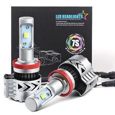 JDM ASTAR 7S 8000L H11 LED Headlight Low Beam DRL Fog Cornering Light Bulb White