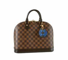 Louis Vuitton Kusama Bag Charm Key Holder New in Box Limited Edition