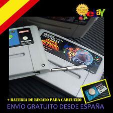 DESTORNILLADOR CARTUCHO NES SUPER NINTENDO 64 3,8 mm  GAME BIT SNES GAMEBIT PILA