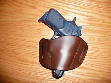Belt Slide Leather Holster Small Bersa Beretta Walther PPK PP CZ NEW USA MADE BR