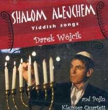 CD DAREK WÓJCIK & Pojln Klezmer Quartet Shalom Alejchem