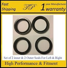 Front Wheel Bearing Seals For 98-08 SUBARU FORESTER 03-06 BAJA 00-04 OUTBACK