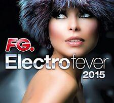 CD NEUF scellé - F.G. ELECTRO FEVER 2015 / Digipack 4 CD - 61 Titres -C22