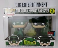 Funko Pop! Television - Green Hornet & Kato, NYCC Exclusive 2pk *Imperfect Box*