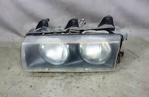 1992-1999 BMW E36 3-Series Factory Left Front Drivers Headlight Lamp OEM