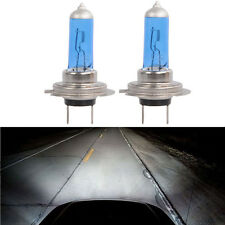 2Pcs 12V 55W H7 Xenon HID Halogen Car Head Light Bulbs Lamp 6000K