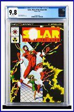 Solar Man Of The Atom #38 CGC Graded 9.8 Valiant November 1994 Comic Book