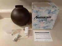 Aromacare Essential Oil Diffuser Aromatherapy Diffuser for Essential Oils 600ml