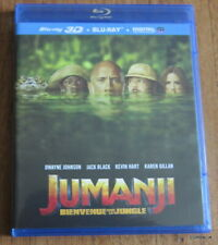 BLU-RAY / JUMANJI ~ BIENVENUE DANS LA JUNGLE