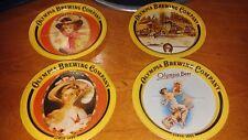 Vintage Olympia Beer Tin Ashtrays