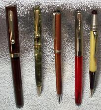 Vintage & Collectable writing Instruments-Pens Ball and ink Lead