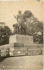 CPA ANGLETERRE ENGLAND LONDRES LONDON achilles statue hyde park WRITTEN