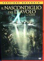 IL NASCONDIGLIO DEL DIAVOLO (THE CAVE) (2005) DVD EX NOLEGGIO SONY