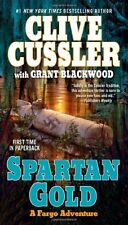 Spartan Gold (A Sam and Remi Fargo Adventure) by Clive Cussler, Grant Blackwood
