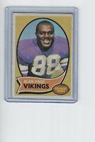 1970 Topps #59 Alan Page Vikings EX