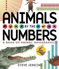 Animals by the Numbers: A Book of Infographics, Jenkins, Steve