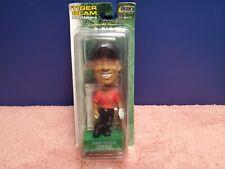 Tiger Woods Tiger Slam Bobble Head 2000 U.S. Open w/ Golf Card Upper Deck NIB