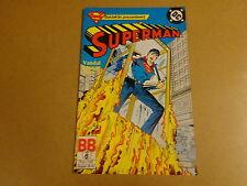 COMIC BALDAKIJN DC / SUPERMAN N° 6