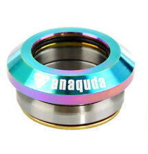 anaquda Headset integrated in neochrome Stunt-Scooter und Parts NEU+OVP