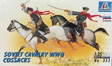 "Italeri/Zvezda 1:35 Soviet Cavalry WW II ""Cossacks"". Kit Nr. 352."