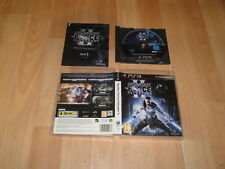 STAR WARS THE FORCE UNLEASHED II BY LUCASARTS SONY PS3 PAL UK IN GOOD CONDITION