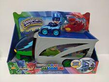 PJ MASKS - PJ Transporter - (Damaged Packaging & Mark on Toy - See Pics) - 95675