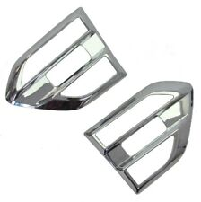 Chrome side vent couvre reppeater ford ranger 2016 nouveau wildtrak wing facelift