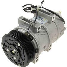 One New Santech A/C Compressor 2011228AM for Volvo S60 S80 V70