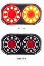 TRAILER/BOAT PAIR STOP/TAIL/INDICATOR & LICENCE 209 SERIES  LED AUTOLAMPS