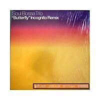 "Soul Bossa Trio Butterfly (Incognito Remix) 12"" VINYL Wildjumbo 2000"