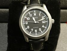 Aristo pilot flieger watch type a, eta2824, 40mm - price new €445