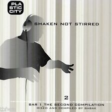 PLASTIK CITY - Shaken Not Stirred 2 - Bar 1 - CD MIXED - HOUSE