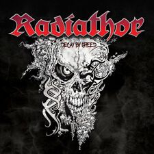 Radiathor : Decay By Greed CD (2018) ***NEW***