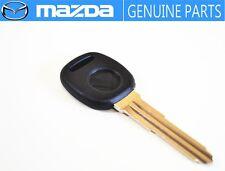 NEW!! MAZDA Eunos Roadster MX-5 Miata NA6CE NA8C Blank Key  OEM JDM