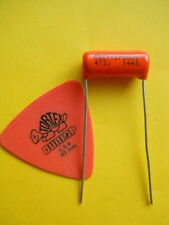 0.047uF @ 200V GUITAR TONE CAPACITOR ORANGE DROP 715P SPRAGUE - SBE