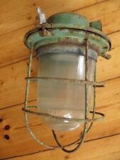Vintage  Industrial Steampunk lamp Fixtures