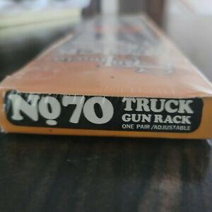 🇺🇸Vintage NOS San Angelo Truck/Auto Gun Rack Adjustable No.70 Holds 3 Rifles