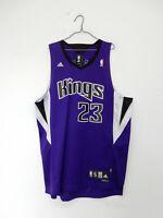 SACRAMENTO KINGS MARTIN ADIDAS VINTAGE CANOTTA BASKET NBA JERSEY SHIRT 1f72ebd69c65