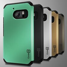 For HTC 10 Case - Hybrid Slim Cover Tough Phone Armor Cover
