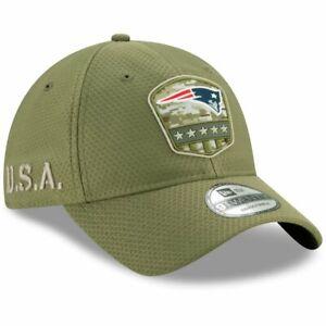 New Era 9Twenty Cap Salute to Service New England Patriots