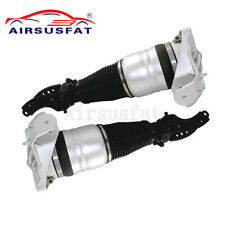 2X Front Air Suspension Shock Strut For Audi Q7 Porsche Cayenne VW Touareg 02-10