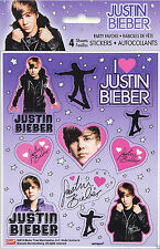 Justin Bieber Stickers School Art Crafts Party Favors Supplies