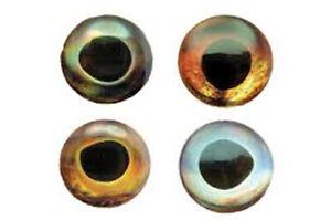 FISH-SKULL® LIVING EYES Realistic Fly Tying 3D eyes