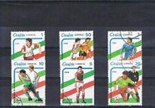 Serie voetbal / football (31) WK 1990 - Luba