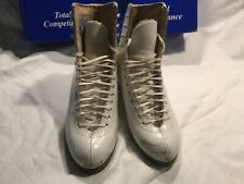 Riedell Royal Model # 900B Women'S Figure Skate Boot Only Size 6 1/2