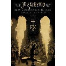 """IN EXTREMO """"AM GOLDENEN RHEIN LIVE"""" DVD NEU"""